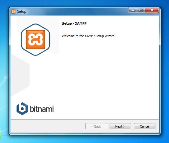 Hướng dẫn cài đặt localhost trên máy tính với XAMPP 2