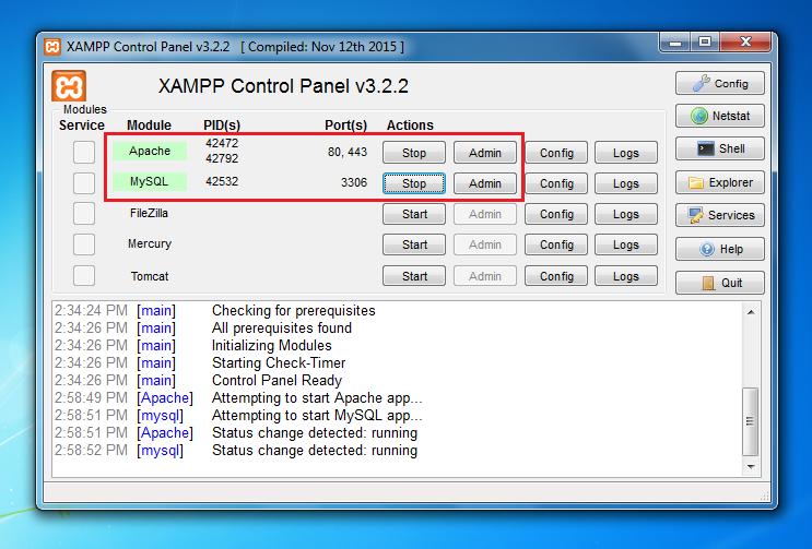 Hướng dẫn cài đặt localhost trên máy tính với XAMPP 12