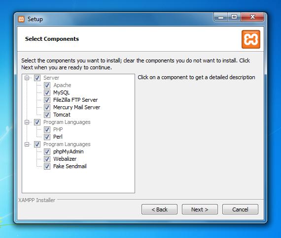Hướng dẫn cài đặt localhost trên máy tính với XAMPP 3