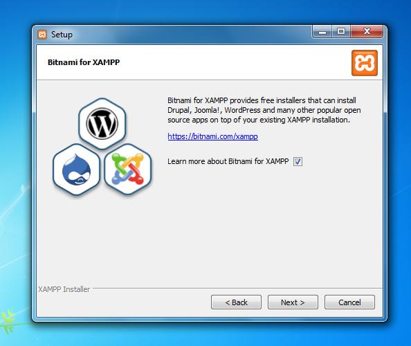 Hướng dẫn cài đặt localhost trên máy tính với XAMPP 5
