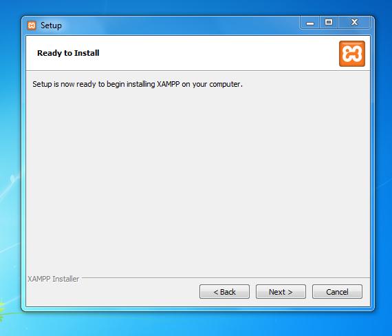 Hướng dẫn cài đặt localhost trên máy tính với XAMPP 6