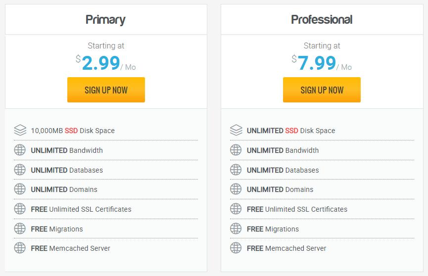 Hawk Host dịch vụ hosting chất lượng Mỹ giá ưu đãi 2