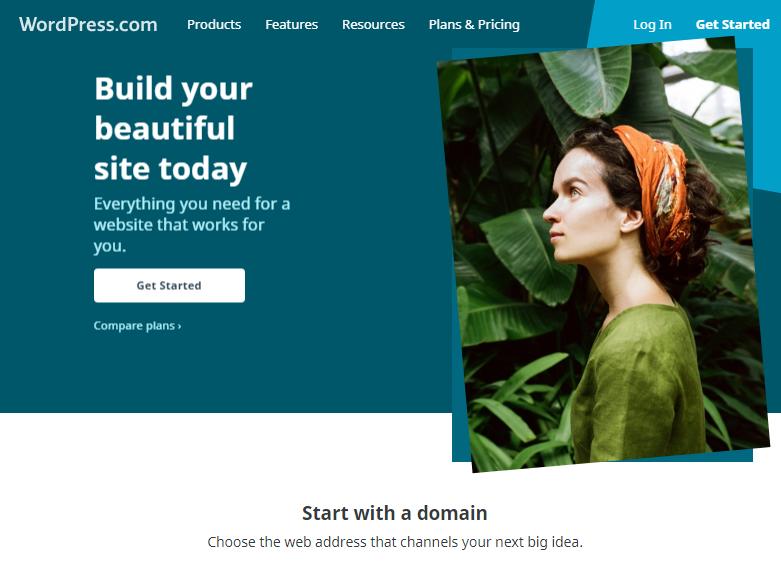 WordPress.com là gì