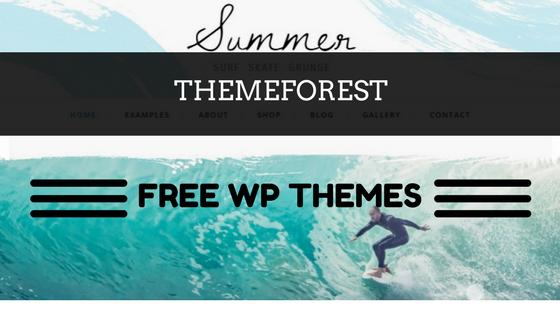 ThemeForest tặng 3 theme miễn phí 1