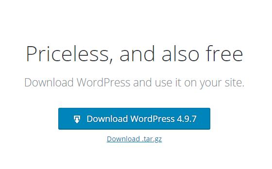 Hướng dẫn cài đặt WordPress trên localhost dùng XAMPP