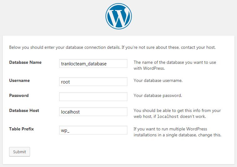 Hướng dẫn cài đặt WordPress trên localhost dùng XAMPP (2020) 11