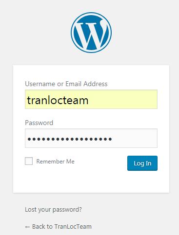 Hướng dẫn cài đặt WordPress trên localhost dùng XAMPP (2020) 15