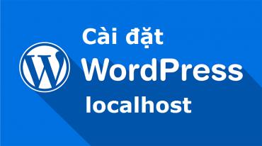Hướng dẫn cài đặt WordPress trên localhost dùng XAMPP (2020)