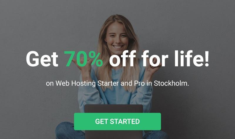 StableHost giảm giá 70% trọn đời chỉ duy nhất 3 ngày