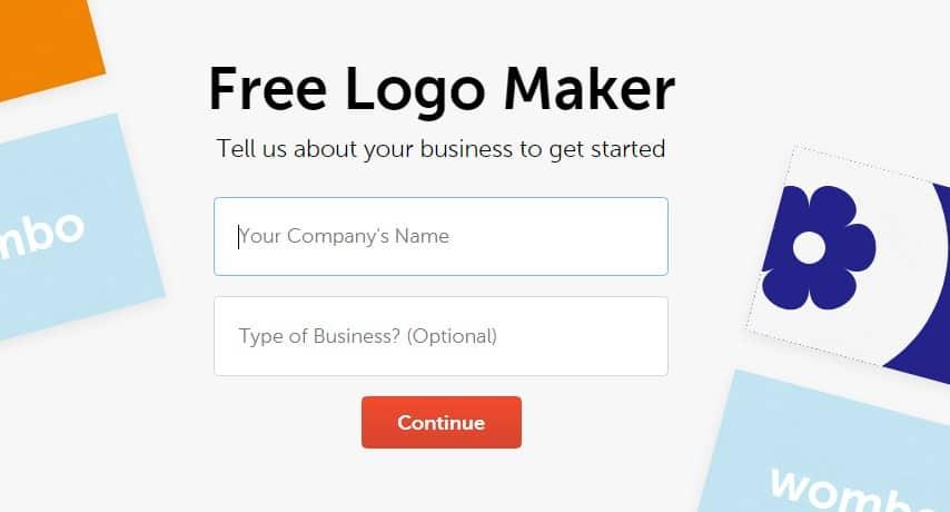 Tạo logo miễn phí trên Namecheap