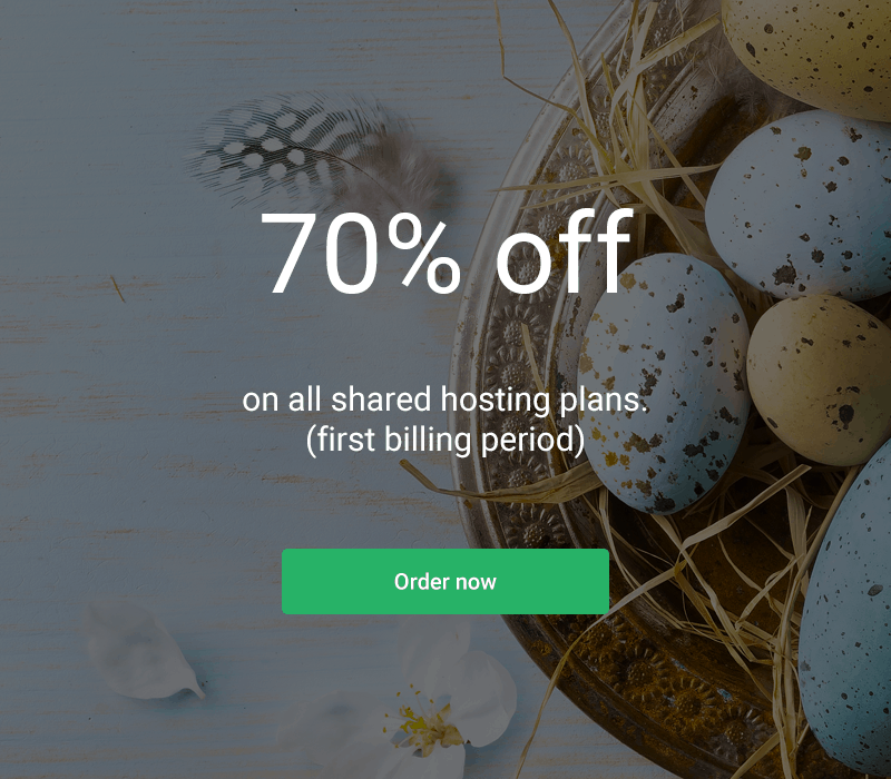 StableHost giảm 70% gói Shared Hosting