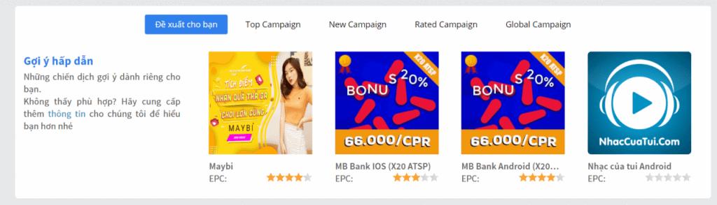 Kiếm tiền với chiến dịch MB Bank App