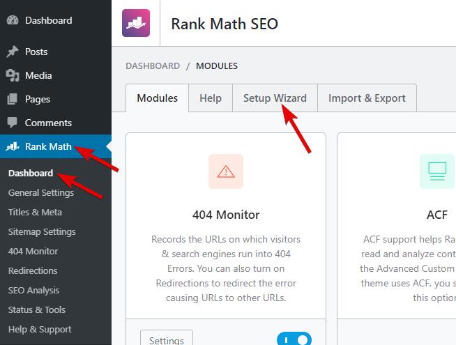 Hướng dẫn cài đặt Rank Math SEO plugin đúng cách