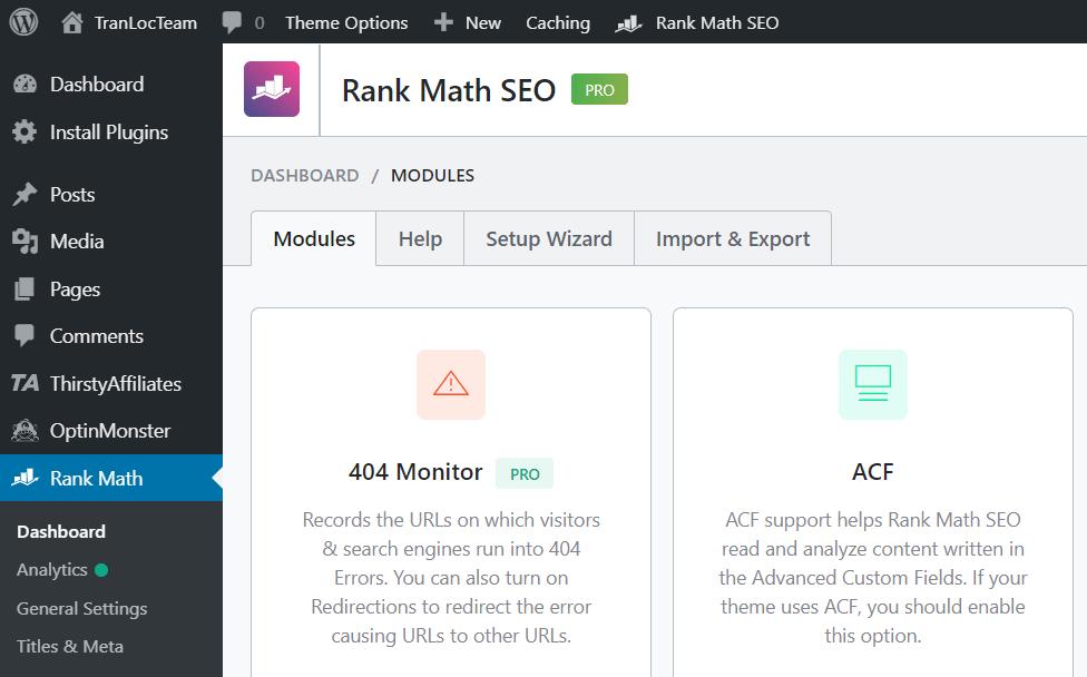 Hướng dẫn cài đặt Rank Math SEO plugin đúng cách (2021) 35
