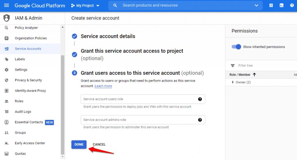 [New] Cách sử dụng Google API Lập chỉ mục trang Web ngay lập tức 2