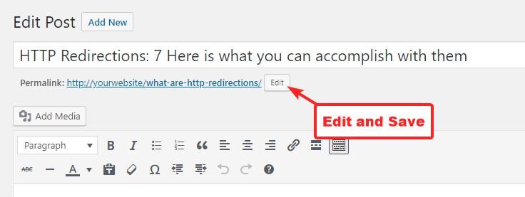 Focus Keyword in the URL (Primary Focus Keyword Only)