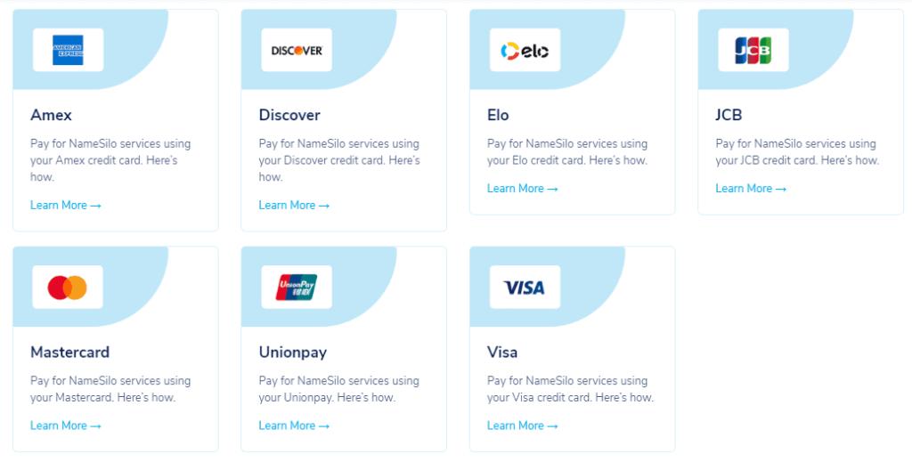Thanh toán qua Credit Card