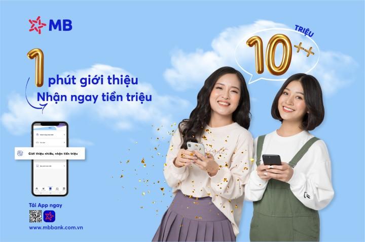[Hướng dẫn] Lấy mã giới thiệu MB Bank (2021)
