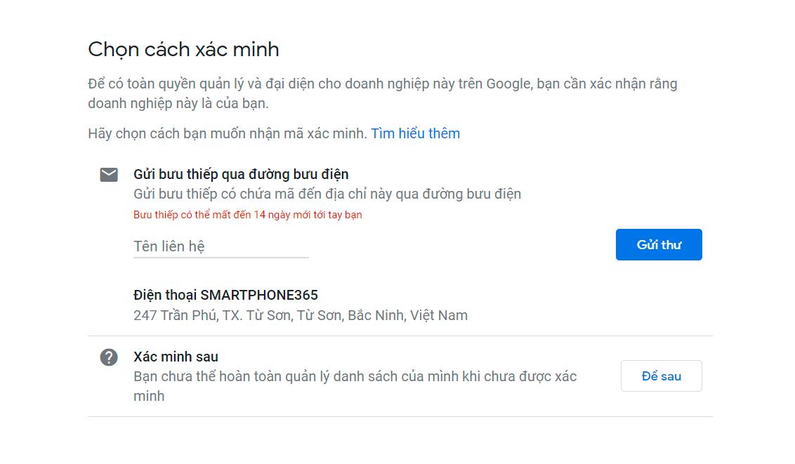 Cách tối ưu Google doanh nghiệp để bán được nhiều hàng hơn 8