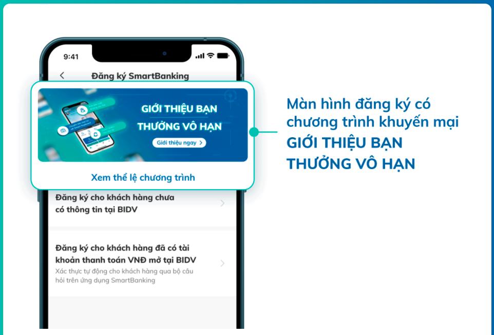 [Hướng dẫn] Kiếm tiền BIDV SmartBanking App (2021) mới nhất 3