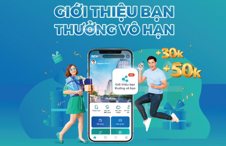 [Hướng dẫn] Kiếm tiền BIDV SmartBanking App (2021) mới nhất