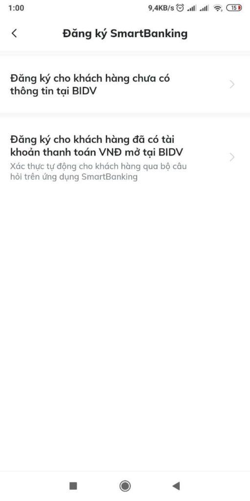 [Hướng dẫn] Kiếm tiền BIDV SmartBanking App (2021) mới nhất 4