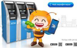 Cách rút tiền MB Bank không cần thẻ tại ATM