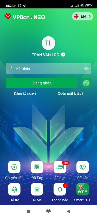 [Hướng dẫn] Kiếm tiền VPBank NEO (2021) 6
