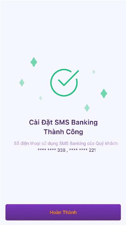 Hướng dẫn đăng ký SMS Banking TPBank 7