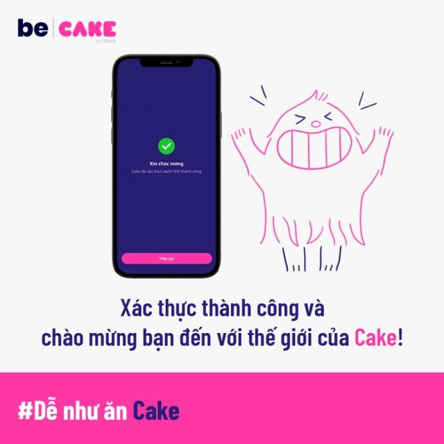Kiếm tiền Cake by VPBank