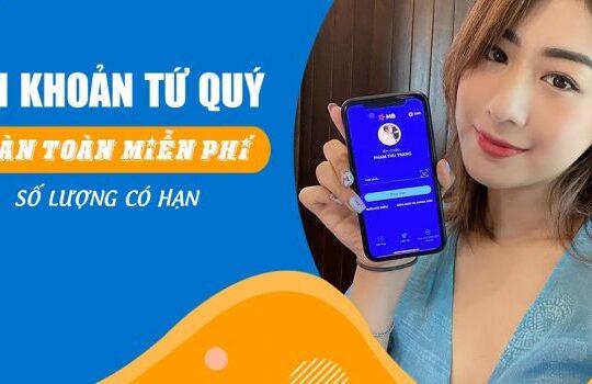 Mở tài khoản MB Bank online số đẹp miễn phí (2021)
