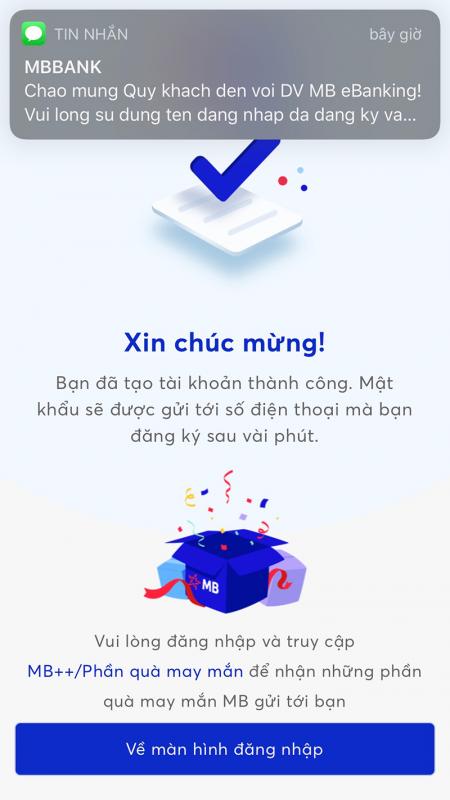 Mở tài khoản MB Bank online số đẹp miễn phí (2021) 12