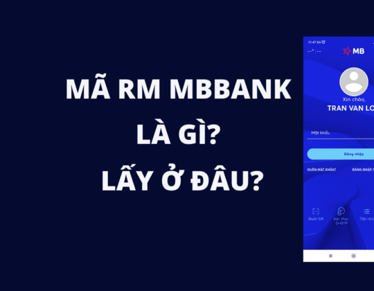 Mã RM MBBank