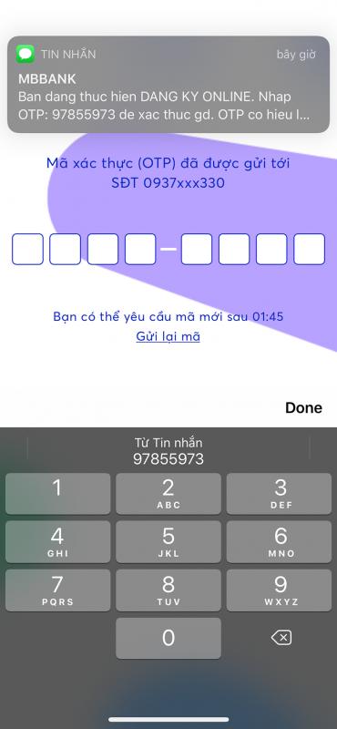 Mở tài khoản MB Bank online số đẹp miễn phí (2021) 3